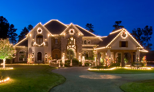 8 tips for safe efficient outdoor holiday lighting elcon buy the right type string lights continue to evolve so know what to look for before you hit the store led lights are more expensive than incadescents aloadofball Images